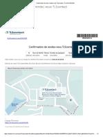 Confirmation de Votre Rendez-Vous TLScontact - Farid KHASSAM