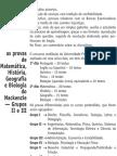 Anglo Resolve Mackenzie - 02 Matemática Biologia Geografia História