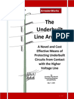 ArresterFacts 022 the Underbuilt Line Arrester