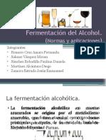 Fermentación Del Alcohol