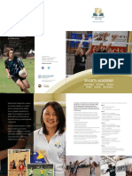 REC 2016 A4_4pp Sports Academy Brochure_web