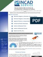 Brochure 2014 IncadService