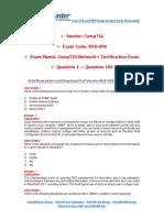 Comptia Network Plus Pdf