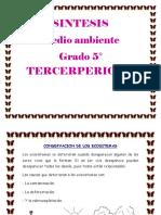 PARCELADOR MEDIO AMBIENTE 5°