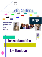 PPT sobre Filosofía Analítica