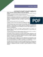 Dictamen Direccion Del Trabajo, Improcedencia Comite Bipartito Seguridad e Higiene