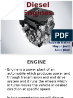 Diesel Engine Basics