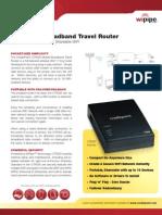 CradlePoint CTR350 DataSheet