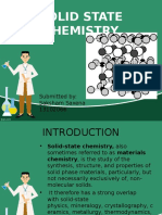 SOLID STATE CHEMISTRY 13102066.ppt