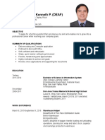 Samson, Cyrus Kenneth (Resume)