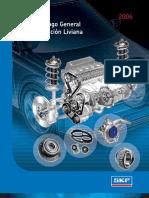 Catalogo Automotriz SKF