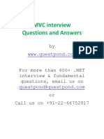 179553651 MVC Interview Questions and Answers PDF