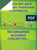 Clase Nivel Fonología 2013
