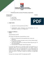 Informe RIPv1
