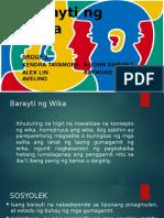 Varayti Ng Wika Pwrpt