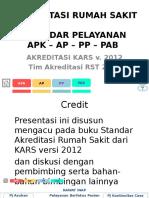 Standarakreditasirumahsakitapkappppab 150819092011 Lva1 App6891