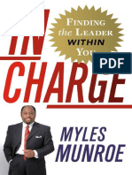In Charge_ Finding the Leader W - Myles Munroe