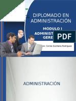 Administracion y Gerencia Ok