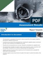 REPORTINGSupplierCapabilityAssessmentResultsReportTemplate-1.pptx