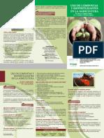 Uso de Composta y Biofertilizantes