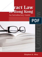 Hong Kong Contract Law Introduction