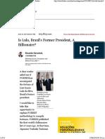 Is Lula, Brazil's Former President, A Billionaire_ - Forbes