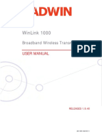 User Manual Rw Winlink1000