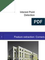 interest point detectors