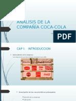 organizacion de coca cola