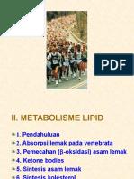 Biokimia.metabolisme Lipid