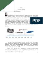 212872835 Makalah Budaya Perusahaan Samsung