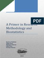 Research Methodology and Biostatistics