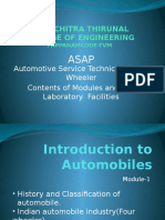 Introduction to Automobile