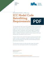 ICC Model Code Retrofit Requirements