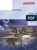 Automotive Porosity Sealing by Design -- Loctite