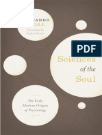 Fernando Vidal-The Sciences of the Soul - The Early Modern Origins of Psychology-University of Chicago Press (2011)