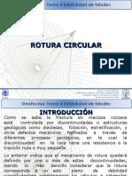 Deslizamiento Circular