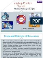 2.Manufacturing Cocepts