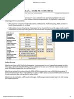 SAP HANA Core Architecture