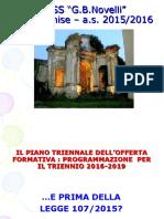 Piano Triennale DellOfferta Formativa