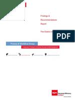 Document Management Needs Analysis