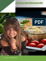 Libro Comer Consc. Espanol