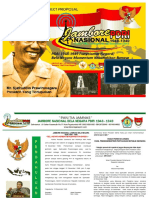 Proposal Jambore Nasional