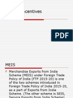 Export Incentives.ppt