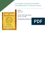 The Kingdom of Agarttha a Id51286