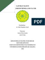 Laporan Kasus - Acute Limb Ischemia Dan Ulkus