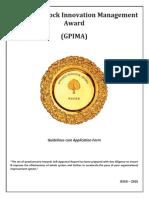 Golden Peacock Innov Mgmt 2016
