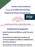 APSP_Session 14B_San San Aye_Social Protection and DRM