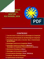 Competitividade Empresarial - Slides (Mai 08)
