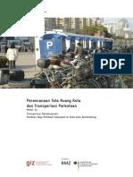 GIZ SUTP SB2a Land Use Planning and Urban Transport ID